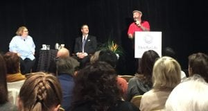 Vinny Ferraro presents at the Mindful Life Conference